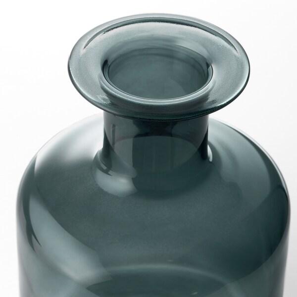 PEPPARKORN Vas, grå, 17 cm