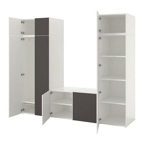 platsa garderob ikea. Black Bedroom Furniture Sets. Home Design Ideas
