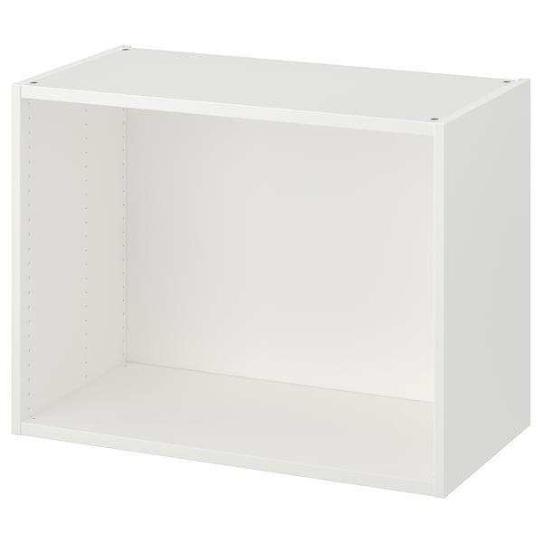 PLATSA Stomme, vit, 80x40x60 cm