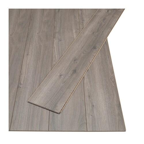 PRÄRIE Laminatgolv IKEA Laminerad yta; ett slitstarkt golv för alla rum i hemmet utom våtutrymmen.