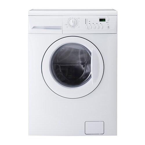 RENLIG FWM7D5 Kombinerad tvättmaskin torktumlare IKEA
