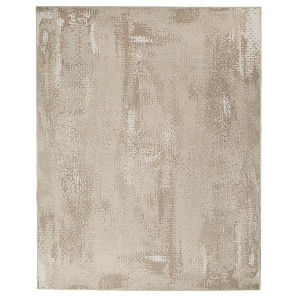 RODELUND Matta slätvävd, inom-/utomhus, beige, 200x250 cm