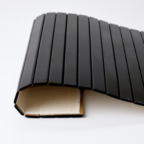 RÖDEBY Armstödsbricka, svart