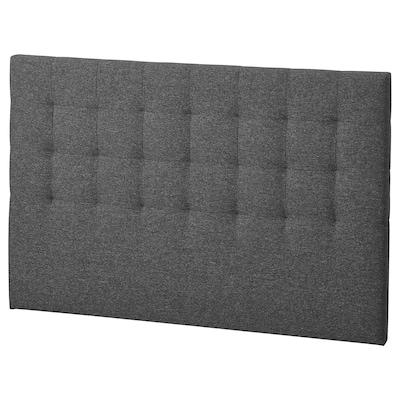 RYKKINN Huvudgavel, Gunnared mellangrå, 180 cm
