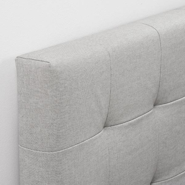 RYKKINN Huvudgavel, Orrsta ljusgrå, 160 cm