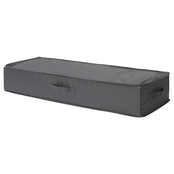 SKUBB Förvaringslåda för presentpapper, mörkgrå, 90x30x15 cm