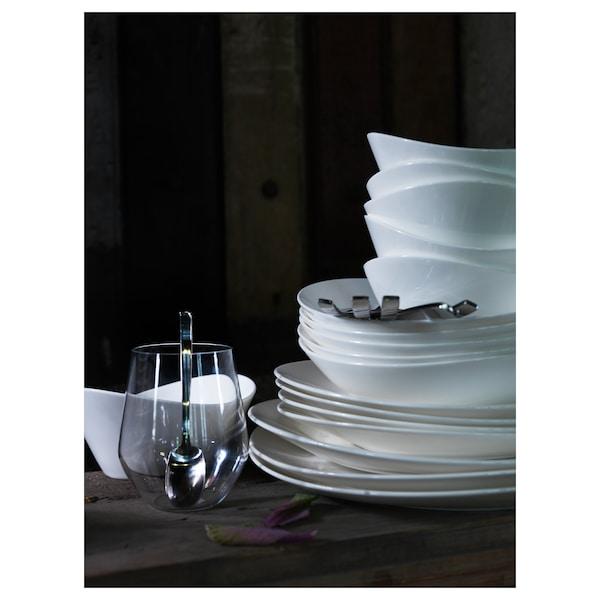 SKYN Serveringsskål, vit, 16 cm