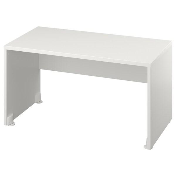 SMÅSTAD Bänk, vit, 90x50x48 cm