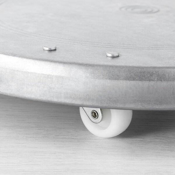 SOCKER Blomvagn, inom-/utomhus/förzinkad, 31 cm