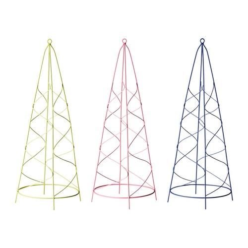 SOCKER Minispaljé blandade färger Höjd: 46 cm
