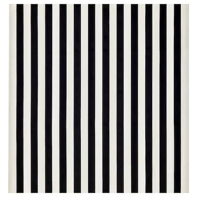 SOFIA Metervara, bredrandig/svart/vit, 150 cm
