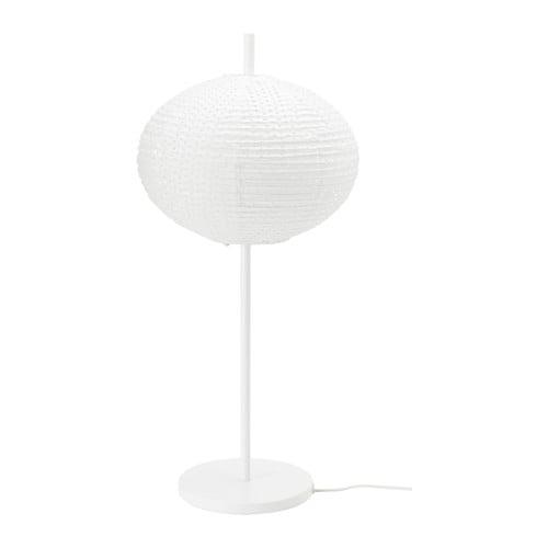 Inredning bordslampa vit : SOLLEFTEÅ Bordslampa - IKEA