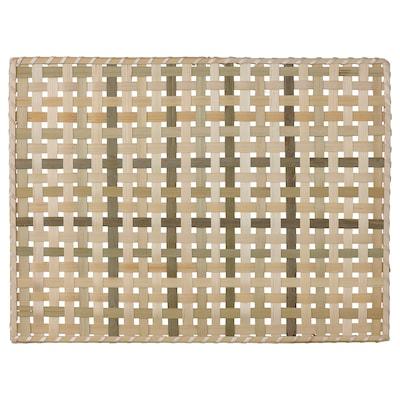 SOMMARDRÖM Tablett, bambu, 40x30 cm