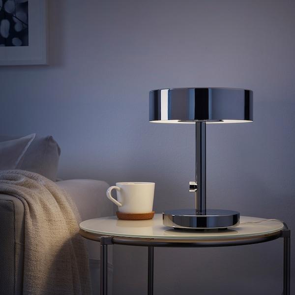 STOCKHOLM 2017 bordslampa förkromad 13 W 32 cm 24 cm 18 cm 2.0 m
