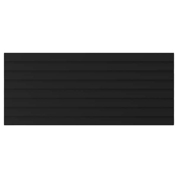 STOCKVIKEN Lådfront, antracit, 60x26 cm