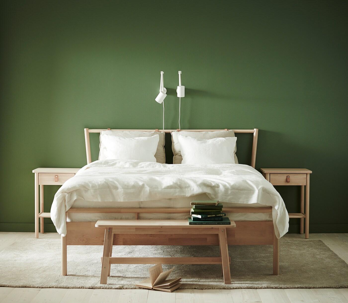 TYVELSE Matta, kort lugg, off white, 200x300 cm IKEA