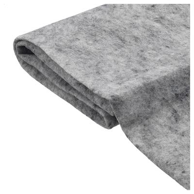STOPP FILT Mattfilt med halkskydd, 65x125 cm