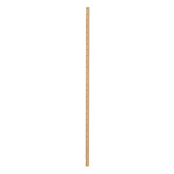 SVALNÄS väggskena bambu 3 cm 176 cm