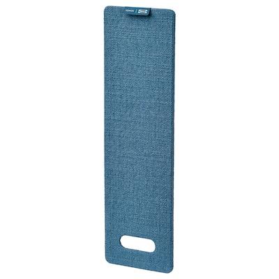 SYMFONISK Front för bokhyllehögtalare, blå