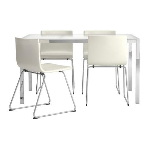 torsby bernhard bord och 4 stolar ikea. Black Bedroom Furniture Sets. Home Design Ideas