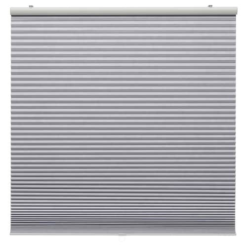 IKEA TRIPPEVALS Mörkläggande plisségardin