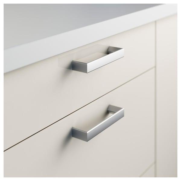TYDA Handtag, rostfritt stål, 138 mm