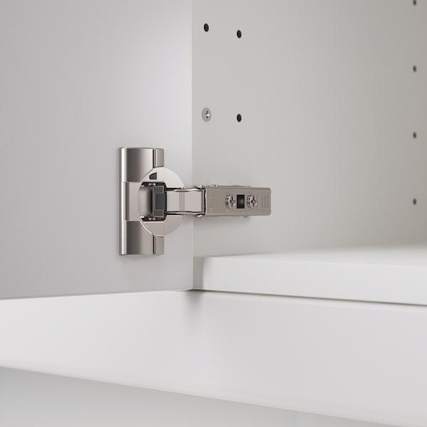 UTRUSTA Gångjärn m inbyggd dämpare för kök, 110 °