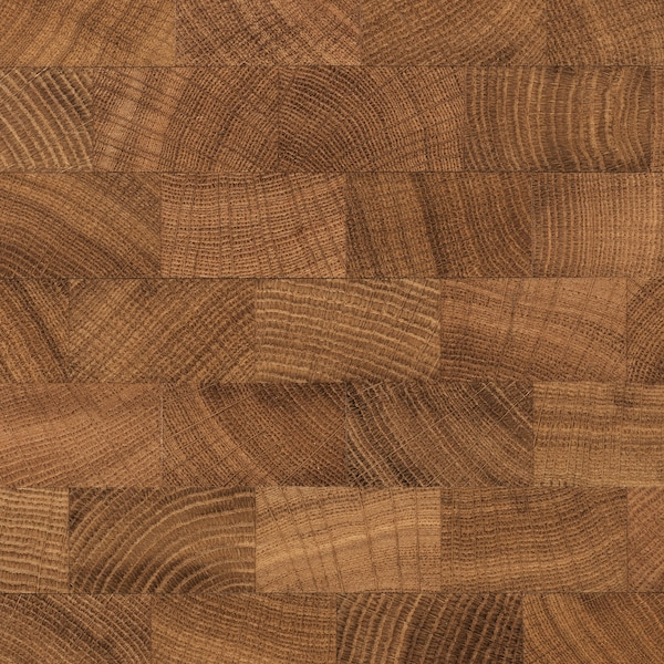 VADHOLMA Köksö med ställning, svart/ek, 126x79x193 cm