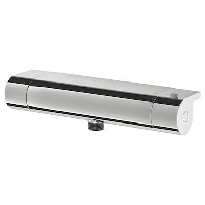 VALLAMOSSE Termostatblandare för dusch, förkromad, 150/160