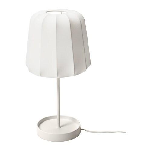 Inredning bordslampa vit : VARV Bordslampa - IKEA