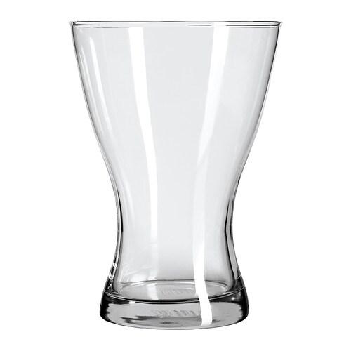 Vasen vas ikea for Ikea vasi vetro