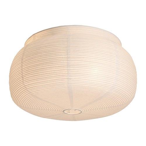 VÄTE Plafond IKEA Spritt ljus; ger allmänbelysning.