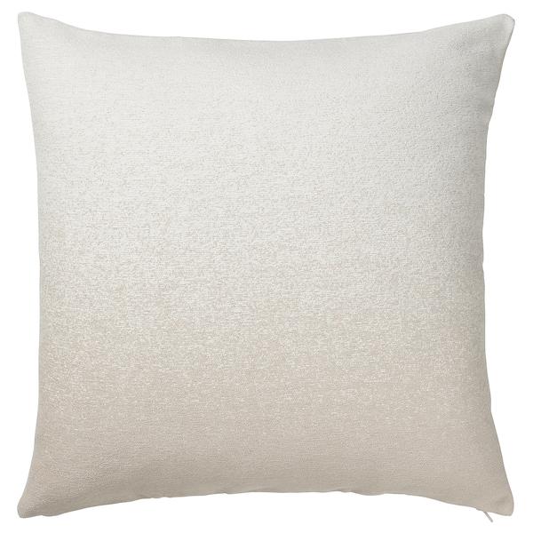 VIDESPINNARE Kuddfodral, beige, 50x50 cm