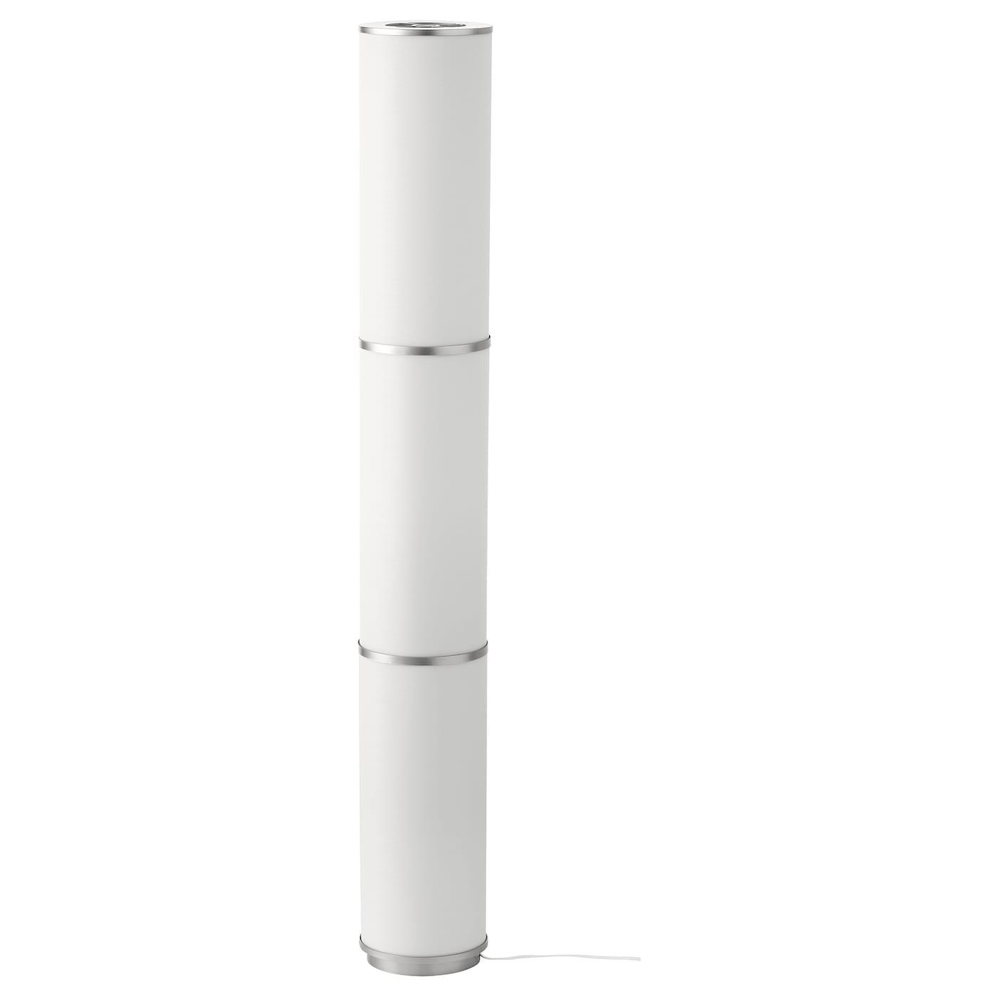 VIDJA Golvlampa, vit, 138 cm IKEA in 2020 | White floor