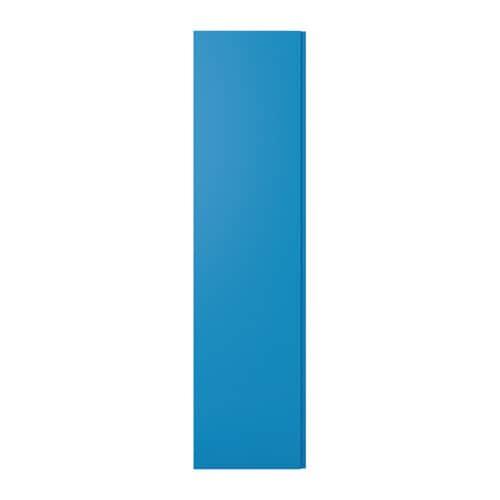 VIKANES Dörr 50×195 cm, standardgångjärn IKEA