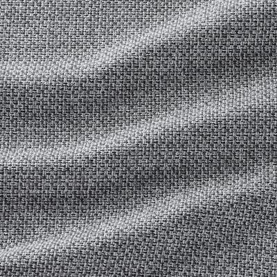 VIMLE Klädsel till 2-sitssektion, Lejde grå/svart