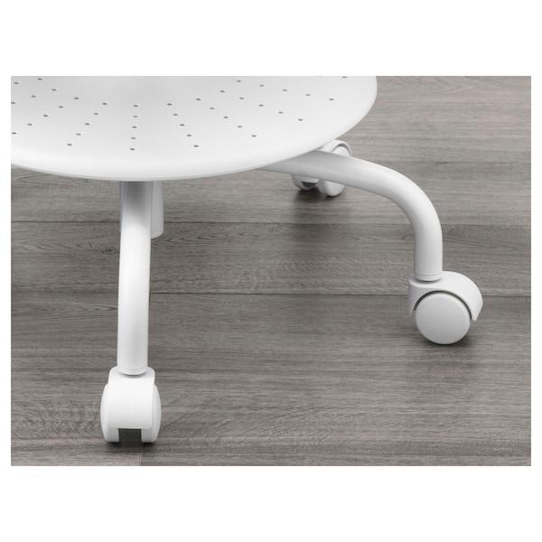 VIMUND Skrivbordsstol för barn, klargrön IKEA