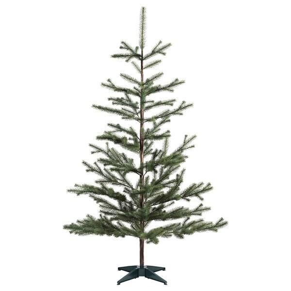 VINTER 2020 Konstgjord växt, inom-/utomhus/julgran grön, 170 cm