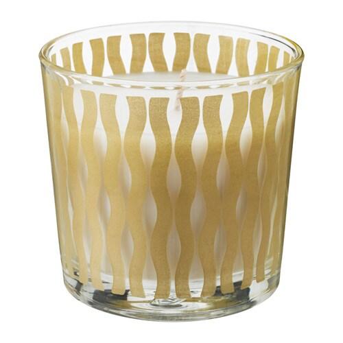 VINTERMYS Doftljus i glas IKEA