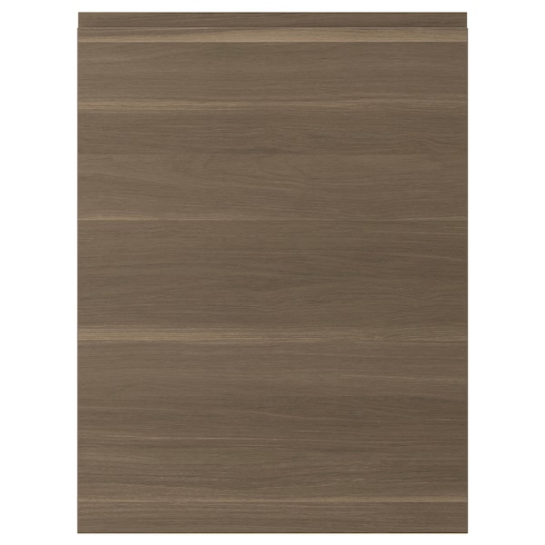 VOXTORP Dörr, valnötsmönstrad, 60x80 cm