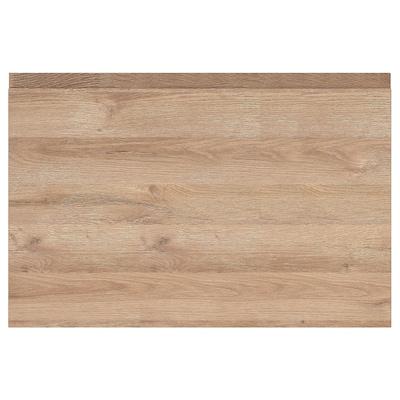 VOXTORP Lådfront, ekmönstrad, 60x40 cm