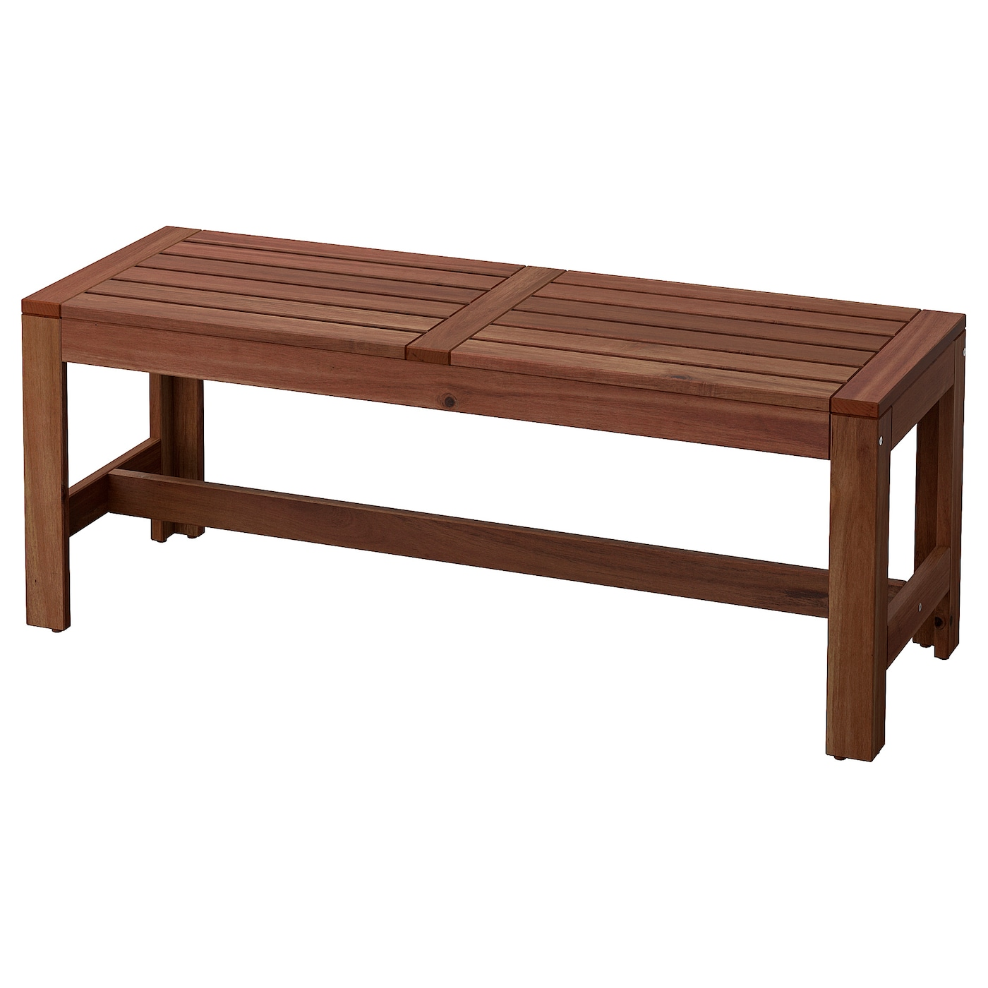 ÄpplarÖ Bench Outdoor Brown Stained