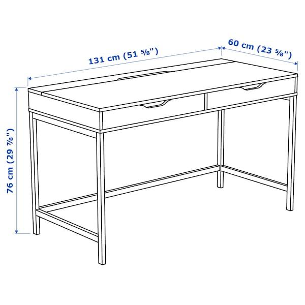 Alex Desk White Ikea