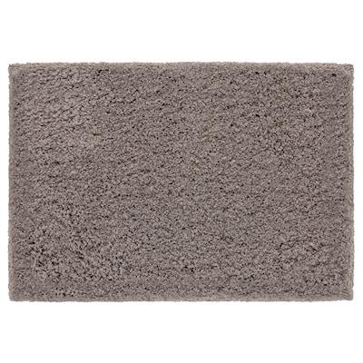 ALMTJÄRN Bath mat, beige, 40x60 cm