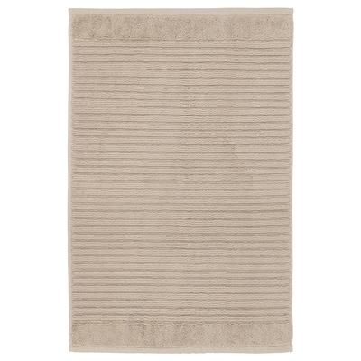 ALSTERN Bath mat, beige, 40x60 cm