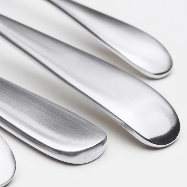 BEHAGFULL 24-piece cutlery set, stainless steel