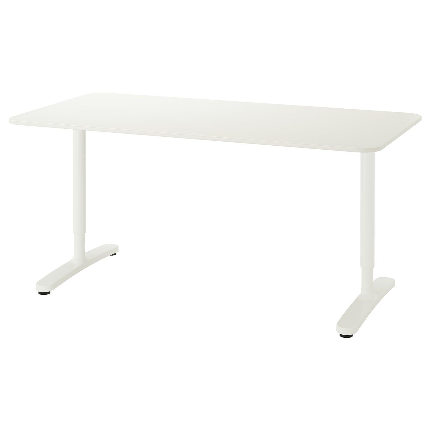 Bekant Desk White Ikea