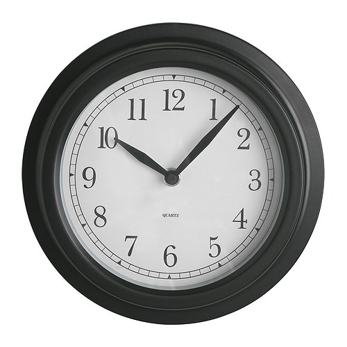 DEKAD Wall clock IKEA
