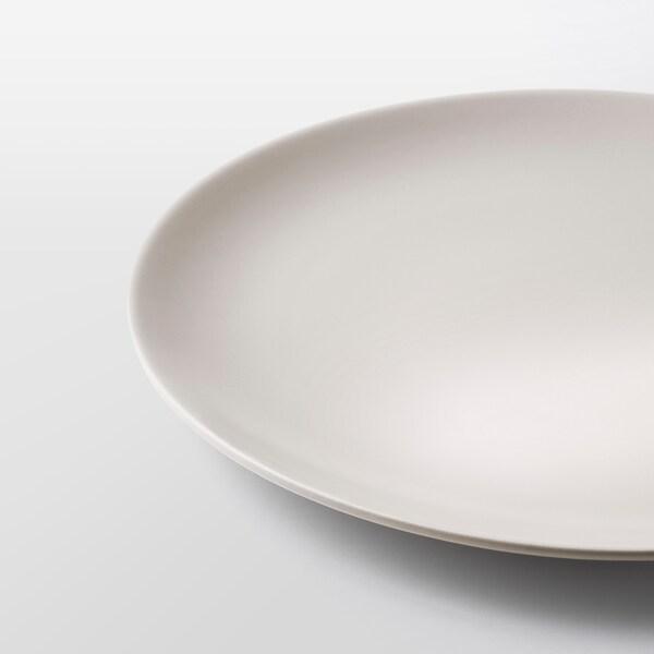 DINERA Plate, beige, 26 cm