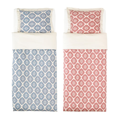 Doftrik quilt cover and 4 pillowcases 200x200 50x80 cm for Drap housse 150x200